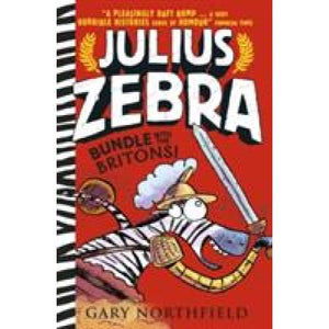 Julius Zebra: Bundle with the Britons! - Walker Books 9781406354935