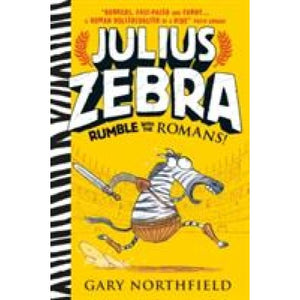 Julius Zebra: Rumble with the Romans! - Walker Books 9781406354928