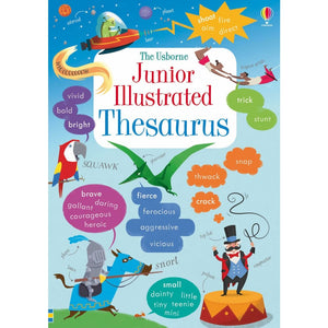 Junior Illustrated Thesaurus - Usborne Books 9781409534969