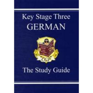 Key stage 3 German Study guide - CGP Books 9781841468402