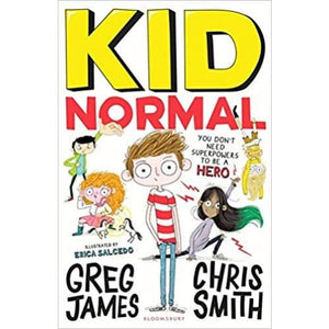 Kid Normal - W F Howes 9781510089846