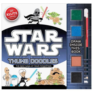 Klutz Star Wars Thumb Doodles - 9780545492843