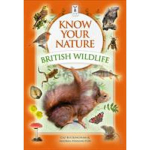Know Your Nature: British Wildlife - Fine Feather Press 9781908489371