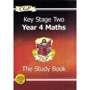 KS2 Maths Targeted Study Book - Year 4 - CGP Books 9781847621917