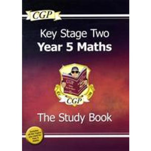 KS2 Maths Targeted Study Book - Year 5 - CGP Books 9781847621924