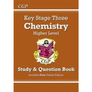 KS3 Chemistry Study & Question Book - Higher - CGP Books 9781782941118