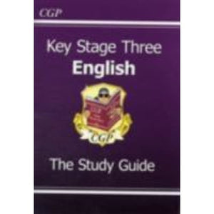 KS3 English Study Guide - CGP Books