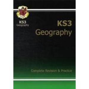 KS3 Geography Complete Study & Practice - CGP Books 9781841463926