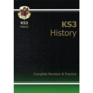 KS3 History Complete Study and Practice - CGP Books