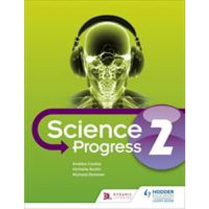 KS3 Science Progress Student Book 2 - Hodder Education 9781471801440