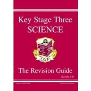 KS3 Science Study Guide - Foundation - CGP Books