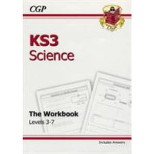 KS3 Science Workbook (with Answers) - CGP Books