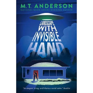 Landscape with Invisible Hand - Walker Books 9781406379006