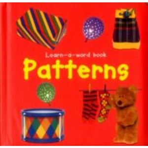Learn-a-Word Book: Patterns - Anness Publishing 9781861474629