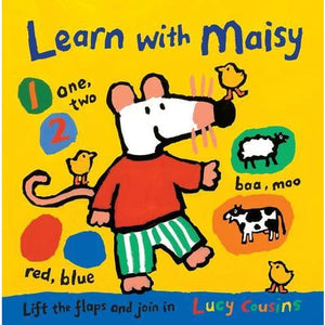 Learn With Maisy - Walker Books 9781406327274
