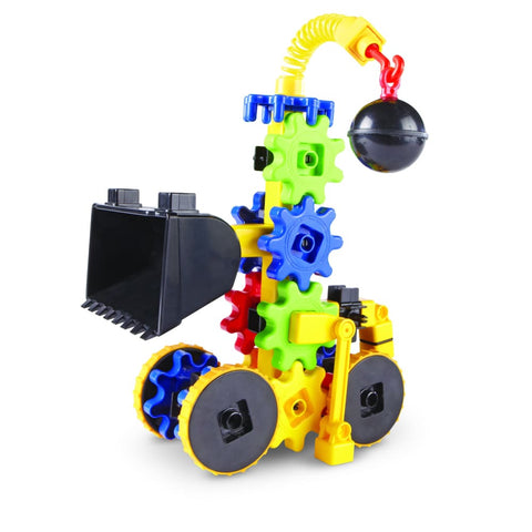 Image of Learning Resources Gears! WreckerGears - 765023092370
