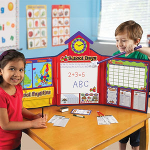 Learning Resources Pretend and Play School Set - 765023526424