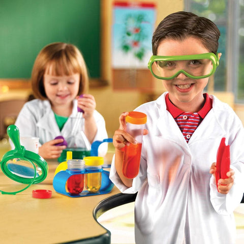 Image of Learning Resources Primary Science Lab Set - 765023527841