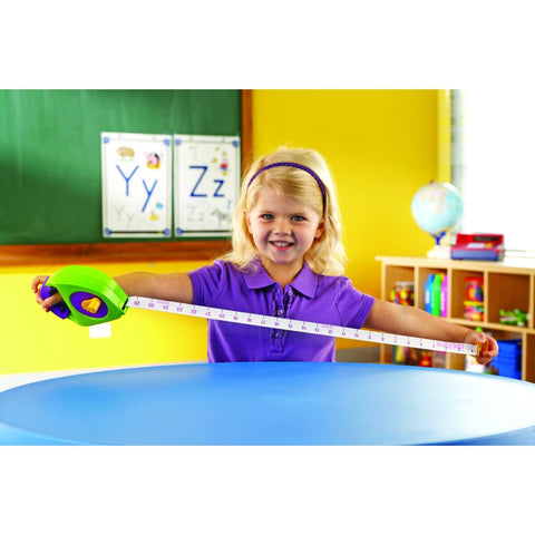 Learning Resources Tape Measure - 765023891539