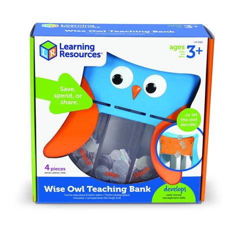 Image of Learning Resources Wise Owl Teaching Bank