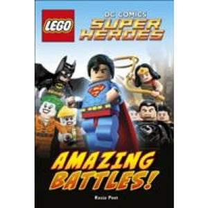 LEGO (R) DC Comics Super Heroes Amazing Battles - Dorling Kindersley