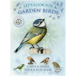 Let's Look for Garden Birds - Fine Feather Press 9781908489043