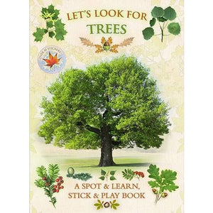 Let's Look for Trees - Fine Feather Press 9781908489241