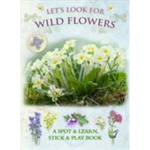 Let's Look for Wild Flowers - Fine Feather Press 9781908489067