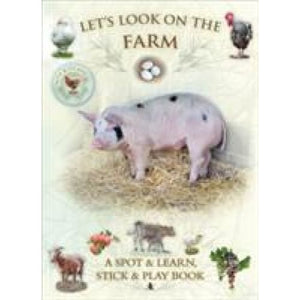 Let's Look on the Farm - Fine Feather Press 9781908489128