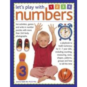 Let's Play With Numbers - Anness Publishing 9781861472953