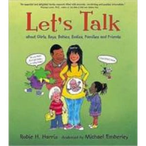 Let's Talk:About Girls,Boys,Babies,Bodie - Walker Books 9780744540857