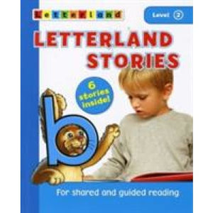 Letterland Stories: Level 2 - International 9781862097254