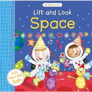 Lift and Look Space - Bloomsbury Publishing 9781408864074