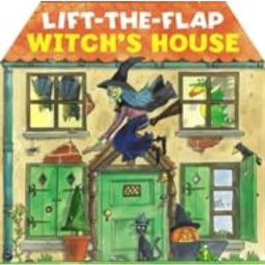 Lift-the-Flap Witch's House - Anness Publishing 9781861478511