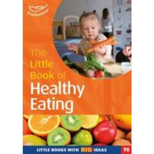 Little Book of Healthy Eating - Bloomsbury Publishing 9781472922533