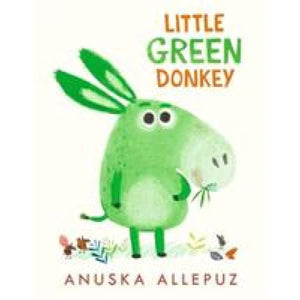 Little Green Donkey - Walker Books 9781406384666
