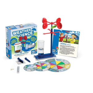 Little Labs Weather Science - Thames and Kosmos 857853001452