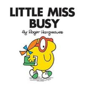 Little Miss Busy - Egmont 9781405289795