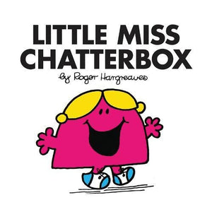 Little Miss Chatterbox - Egmont 9781405289337