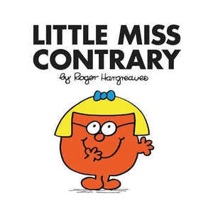 Little Miss Contrary - Egmont 9781405290029