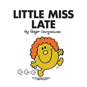 Little Miss Late - Egmont 9781405289870