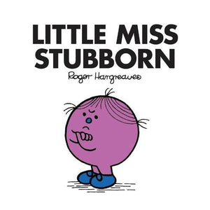 Little Miss Stubborn - Egmont 9781405289825