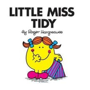 Little Miss Tidy - Egmont 9781405289610