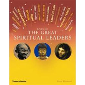 Lives of the Great Spiritual Leaders: 20 Inspirational Tales - Thames & Hudson 9780500515785