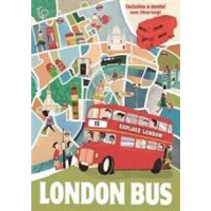 London Bus - Arcturus Publishing 9781785993893