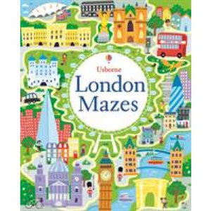 London Mazes - Usborne Books 9781474937528