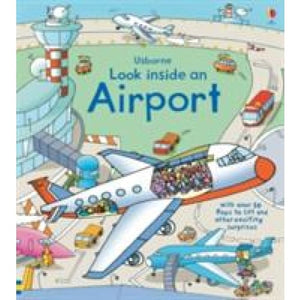 Look Inside an Airport - Usborne Books