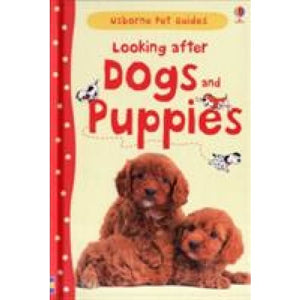 Looking After Dogs and Puppies - Usborne Books 9781409532408