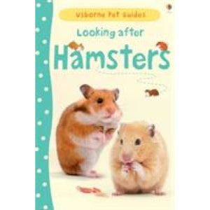 Looking after Hamsters - Usborne Books 9781409561897