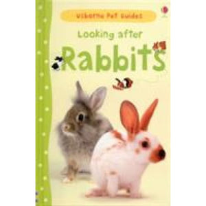 Looking After Rabbits - Usborne Books 9781409532439